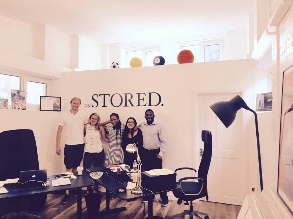 bySTORED Team