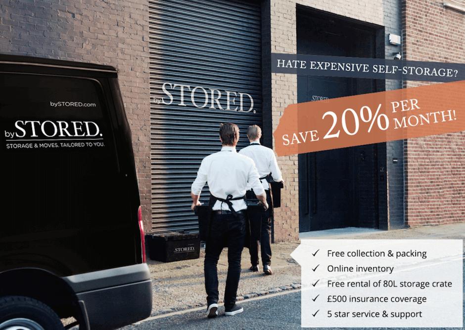 Cheaper Storage in London