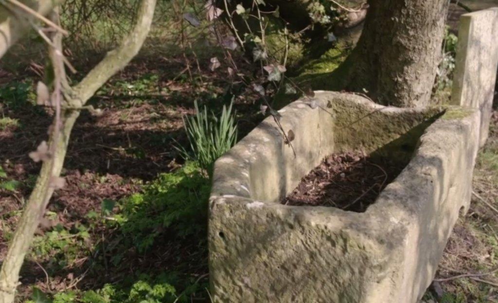 Roman Childs Coffin
