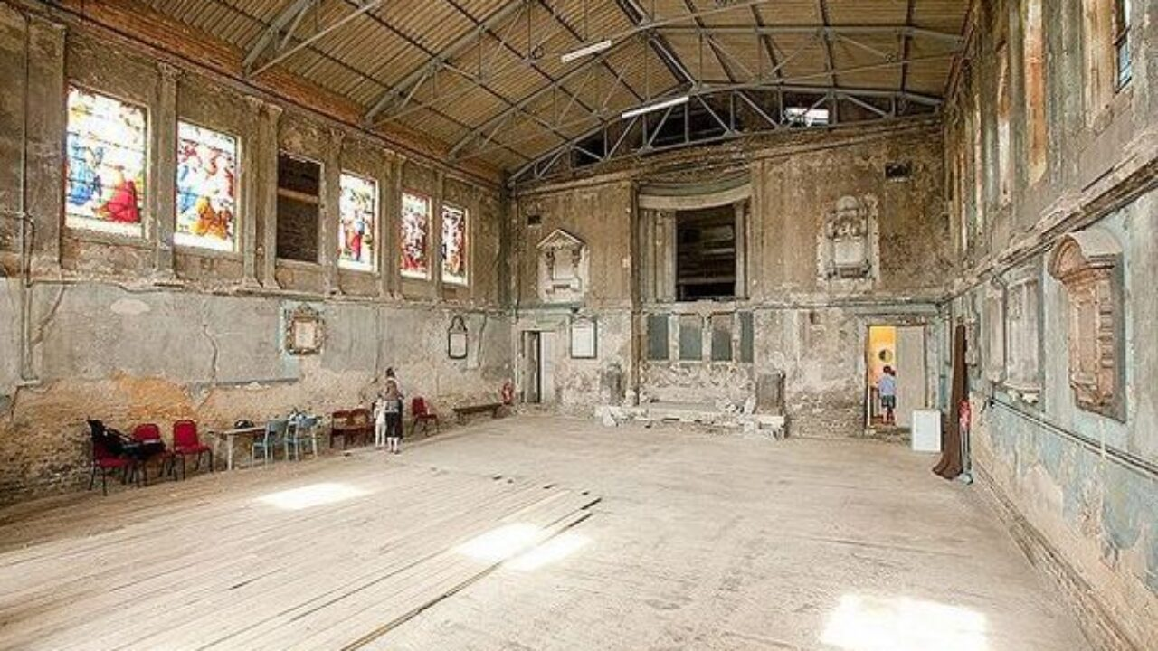 The 5 Most Amazing Abandoned Buildings In London Bystored Blog