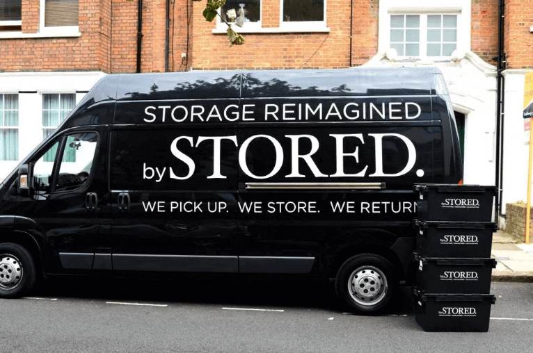 Door to Door Storage by bySTORED