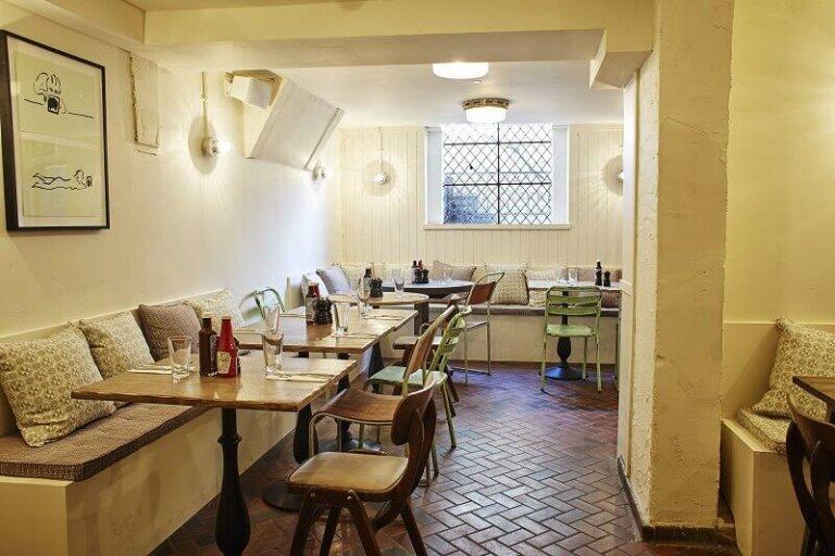 Egg Break London - Soho House and The Hoxton Hotel
