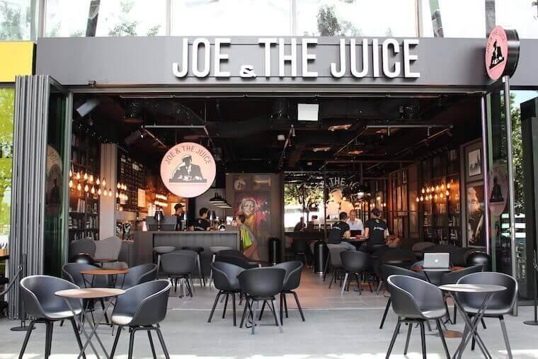 Joe and The Juice London