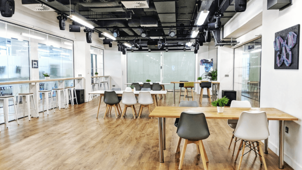 Blooming Founder London Coworking Space