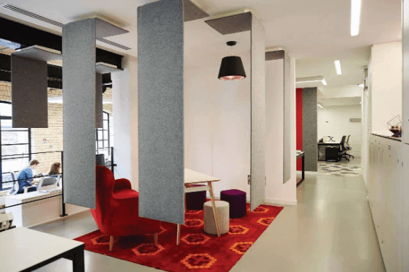 Purple Patch Workspace in Clerkenwell London