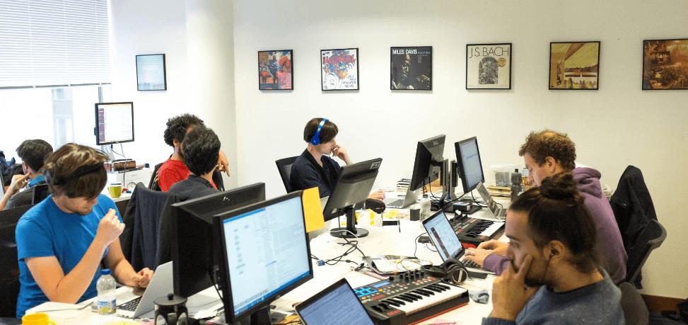 TechHub London Coworking Space