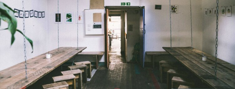 Vagabond London Coffee Shop