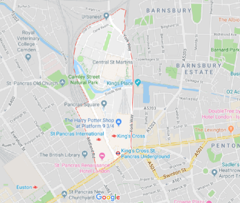 Areas Of Central London Map.The 22 Best Places To Live In London In 2019 Update Stored Blog