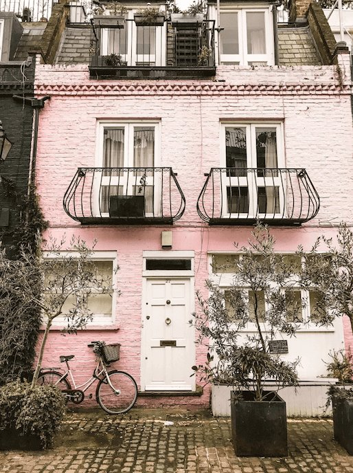 Notting Hill London: The 22 BEST Places To Live In London In 2019 [Update
