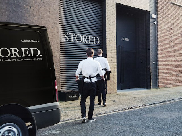 Storage Company London