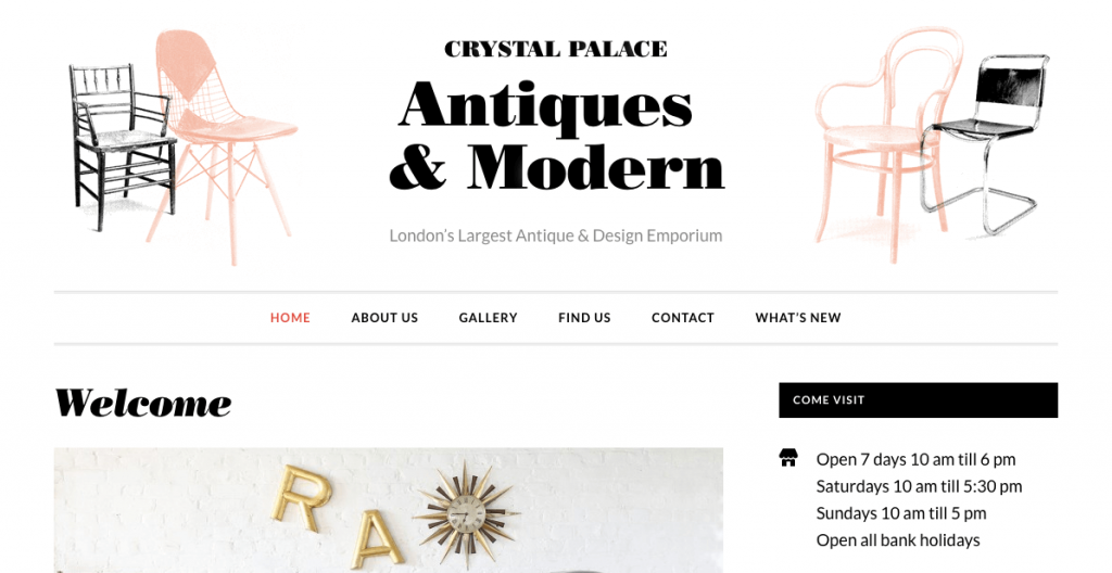 Crystal Palace Antiques