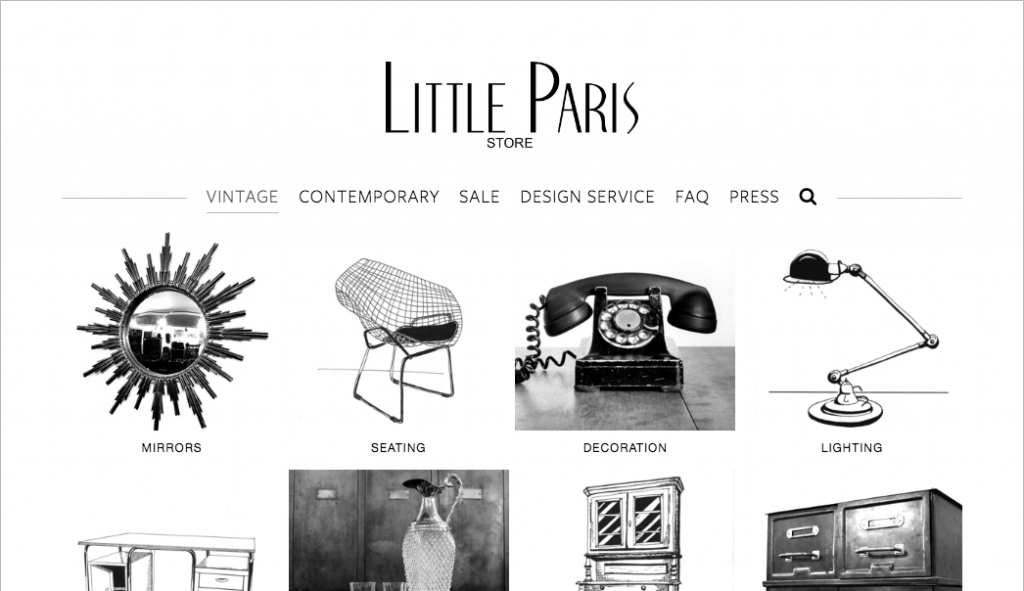 Little Paris Store