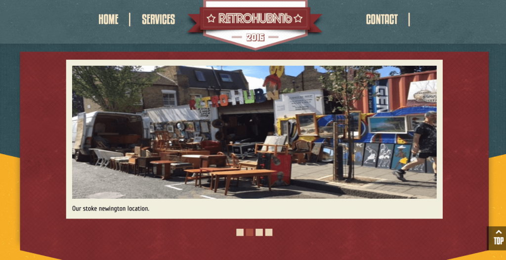 Retro Hub