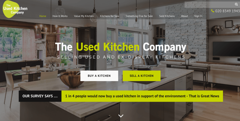 The Used Kitchen Company