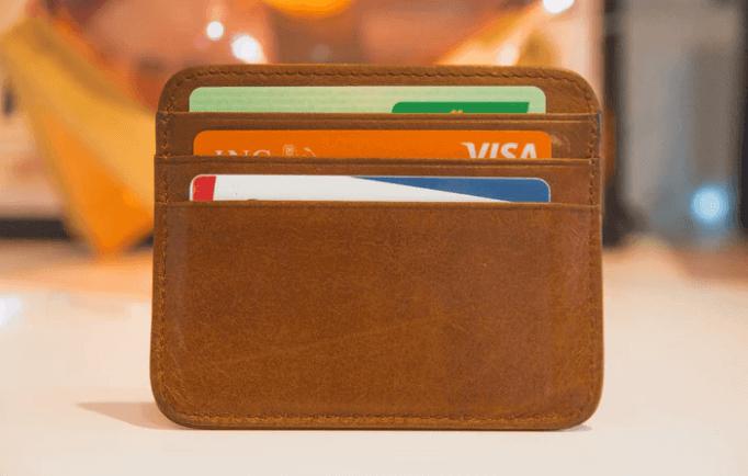 Open Wallet on the Desk