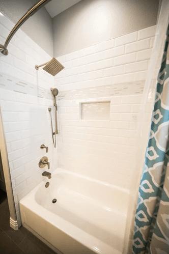 Bathroom Curtain.