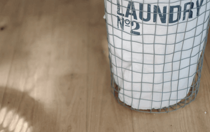 Laundry Basket.