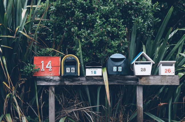 Mail.