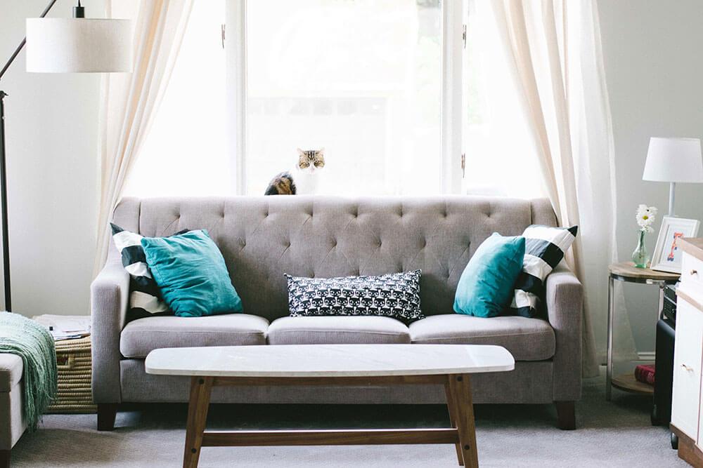 3-seater sofa.