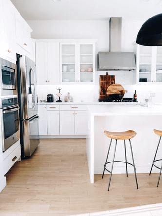 Kitchen Appliances.